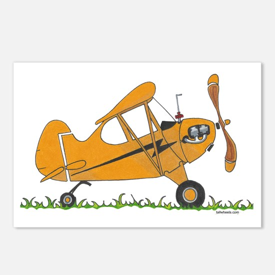 Cub Airplane Postcards (Package of 8)