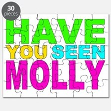 Have you Seen Molly Shirt Puzzle
