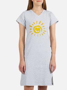 00110_Sun129 Women's Nightshirt