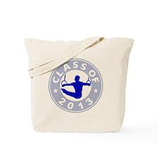 Class Of 2013 Gymnastics Tote Bag