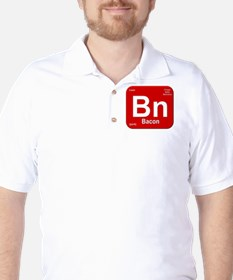 Bacon Element- Red T-Shirt