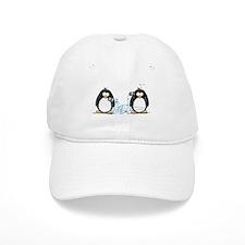 Communication - Penguin Humor Baseball Cap