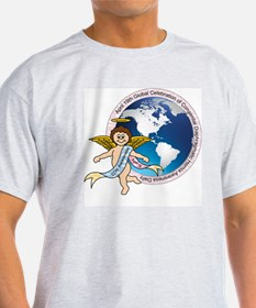 CHERUBS Day of Congenital Diaphragma T-Shirt