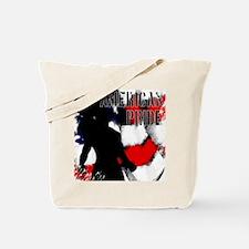 American Pride MMA Tote Bag