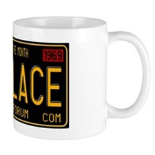 COTM Lic Plate Mug