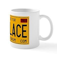 COTY License plate Mug