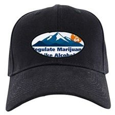 Mountain Logo Baseball Hat