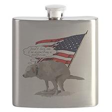 Politicians suck Flask