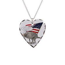 Politicians suck Necklace Heart Charm