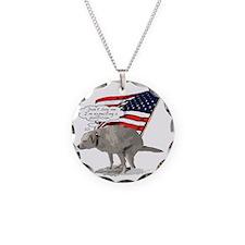 Politicians suck Necklace Circle Charm