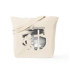 Divine Intervention Homage Tote Bag