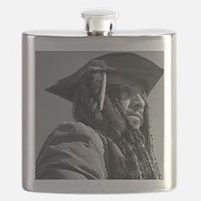 Captain Jack Sparrow Flask