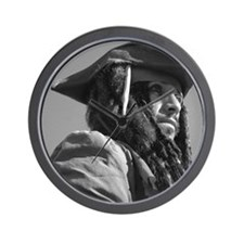 Captain Jack Sparrow Wall Clock