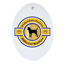 Patterdale Walker Oval Ornament