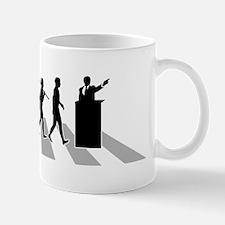Debater-B Mug