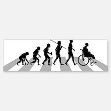 Crippled Sticker (Bumper)