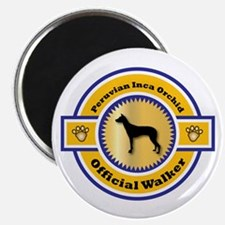 Inca Orchid Walker Magnet