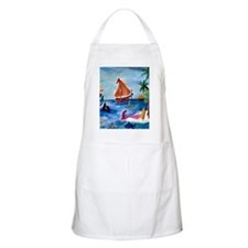 Island Hopping Mermaids Apron