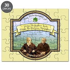john and sarah gold Puzzle