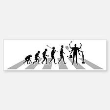 Jack-Of-All-Trades-B Sticker (Bumper)