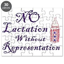 No Lactation Without Representation! Puzzle