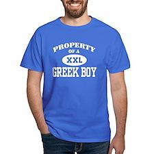 Property of a Greek Boy T-Shirt