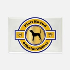 Plott Walker Rectangle Magnet (100 pack)
