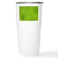iguana clutch Travel Coffee Mug