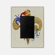 Cajun Fleur de lis Picture Frame