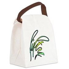 50th Canvas Lunch Bag