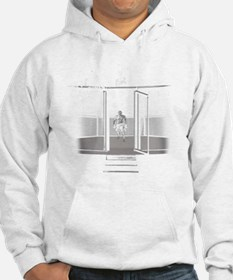 Enter At Your Own Risk Hoodie