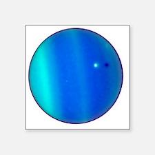 """Uranus Square Sticker 3"""" x 3"""""""