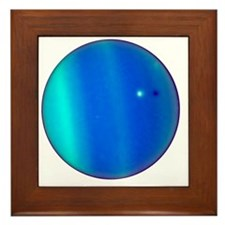 Uranus Framed Tile