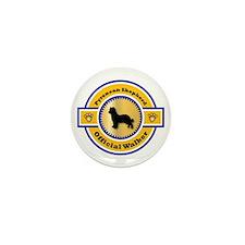Shepherd Walker Mini Button