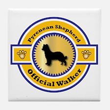 Shepherd Walker Tile Coaster