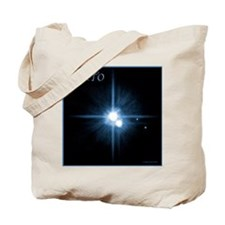 pillowblkttshirtplutoname Tote Bag