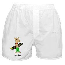 hot dog_todds Boxer Shorts