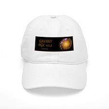 mugbarredspiralgalaxyngc Baseball Cap