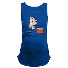 porkchop_todds Maternity Tank Top
