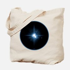 blktpluto Tote Bag