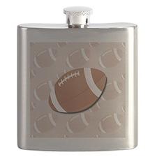 American Football Flask