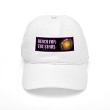 mugbarredspiralgalaxyngcreachstars Baseball Cap