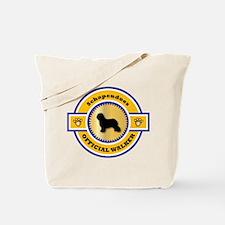 Schapendoes Walker Tote Bag