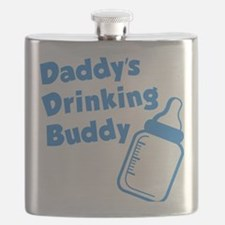 Daddy's Drinking Buddy Flask