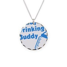 Daddy's Drinking Buddy Necklace