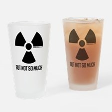Visually Impaired danger Drinking Glass