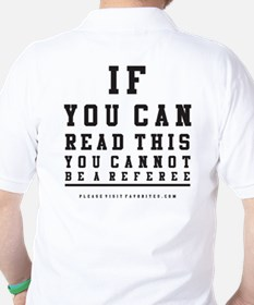 Blind Referee T-Shirt