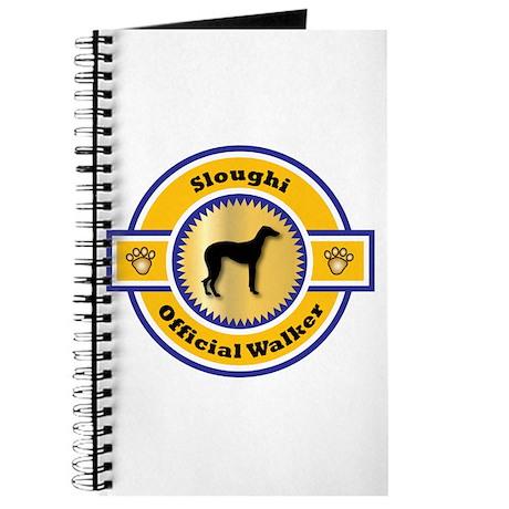 Sloughi Walker Journal