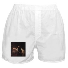Rembrandt Aristotle and Bust  Boxer Shorts