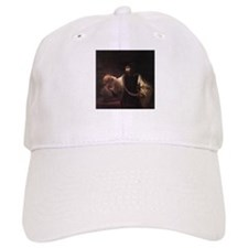 Rembrandt Aristotle and Bust Baseball Cap